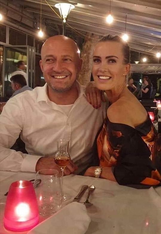 Barbara Kautmannová s Petrem Kellerem
