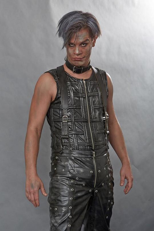 David Kraus jako Till Lindemann