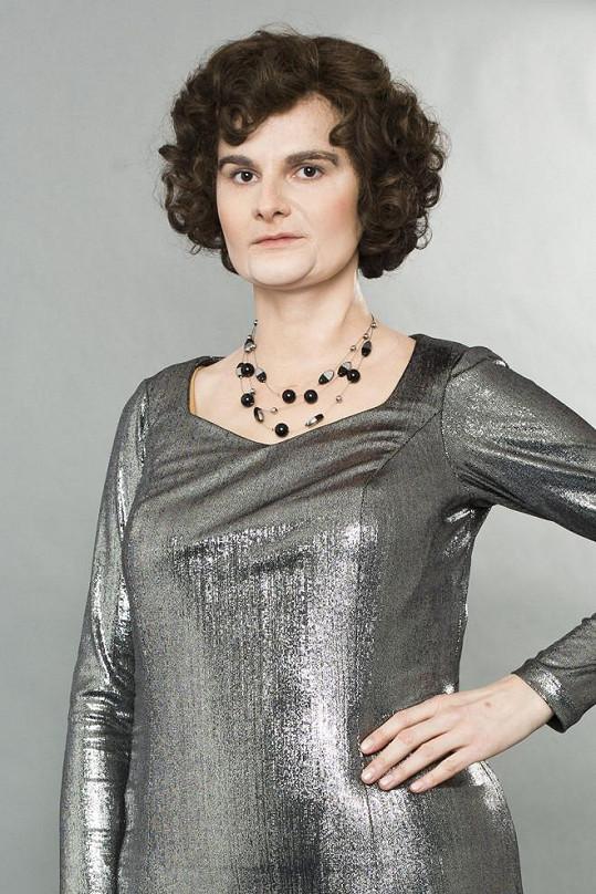 Iva Pazderková jako Susan Boyle