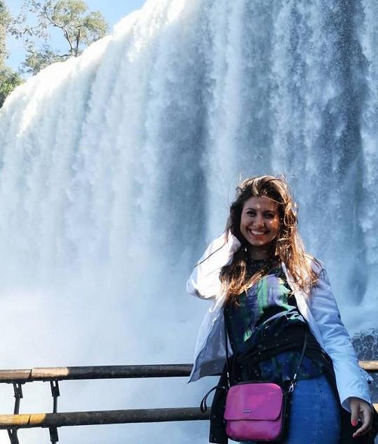 Vodopády Iguacu jsou opravdu impozantní.