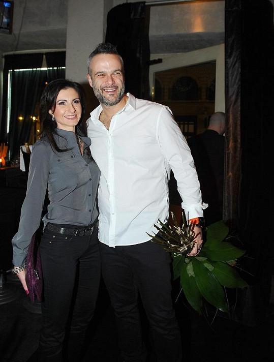Jaro Slávik se v poslední době velmi často objevoval na veřejnosti po boku své manželky Andrey.