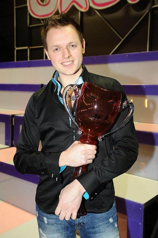 Jan Kříž skončil v Robinu Hoodovi první a Davida ve finále porazil.