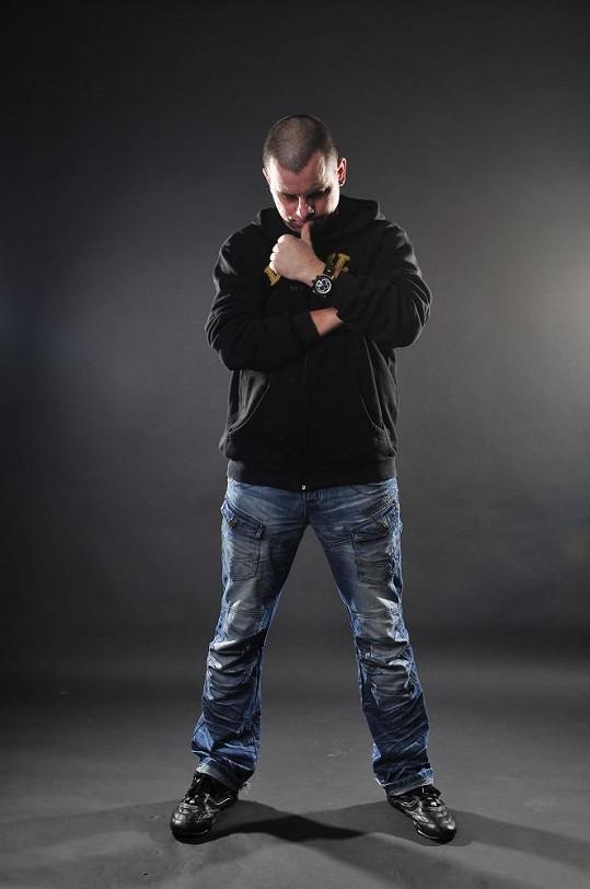 Busher vydává nové album, které pokřtí 10. února na galavečeru MMA GCF: BACK IN THE FIGHT