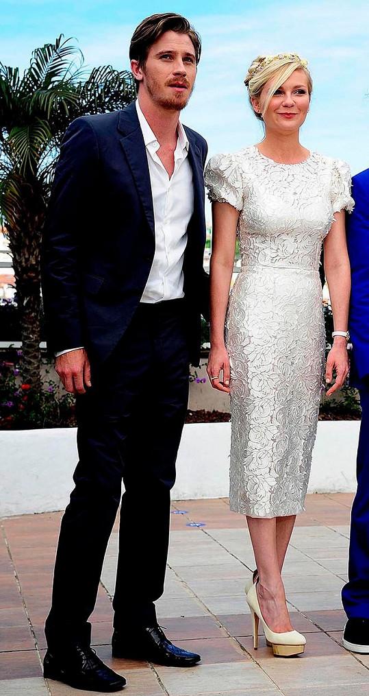 S Garrettem Hedlundem Kirsten Dunst plánovala svatbu.