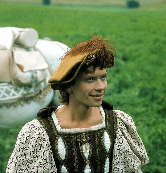 Juraj Ďurdiak jako Velen ve filmu Princ a Večernice (1978)