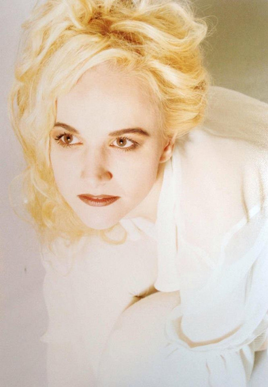 Linda Finková před dvěma desítkami let