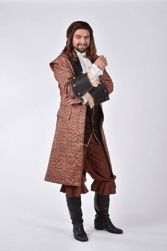 Dnes měl hrát premiéru muzikálu Robinson Crusoe. Místo toho je v péči lékařů.