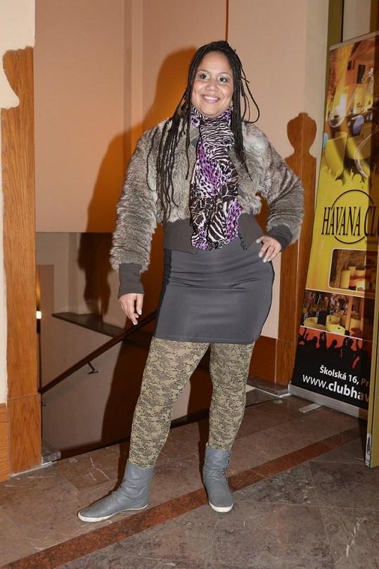Madalena Joao to s outfitem značně přepískla.