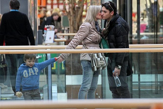 Lucie s Michalem jsou do sebe zamilovaní až po uši. Tahle fotka prozradila jejich vztah.