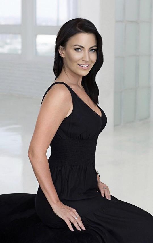 Gabriela Partyšová je zase single.