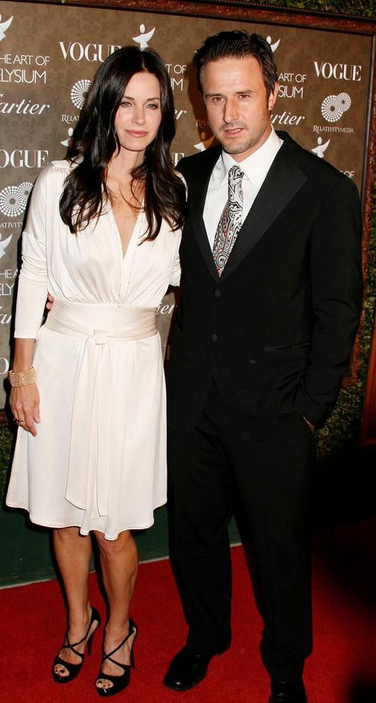 David Arguette a Courteney Cox tvořili manželský pár 14 let.