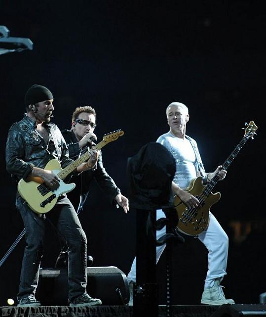 4. Irská skupina U2