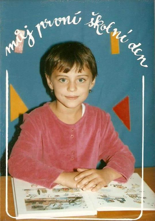 V dětství občas vypadala jako kluk, jindy jako holčička.