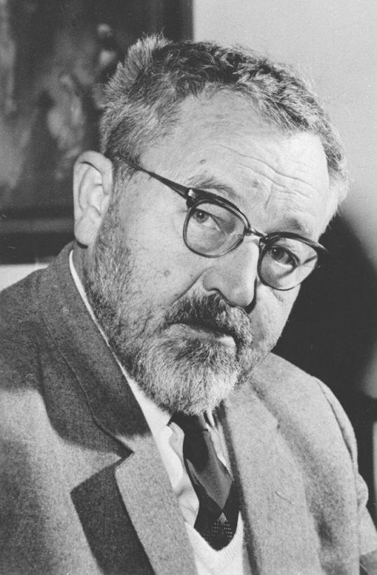 Jan Werich utekl před nacismem do USA.