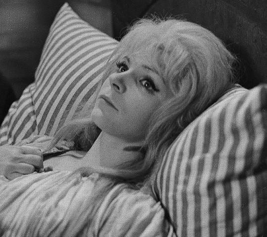 Klára Jerneková excelovala ve snímku Princezna Pampeliška (1967).