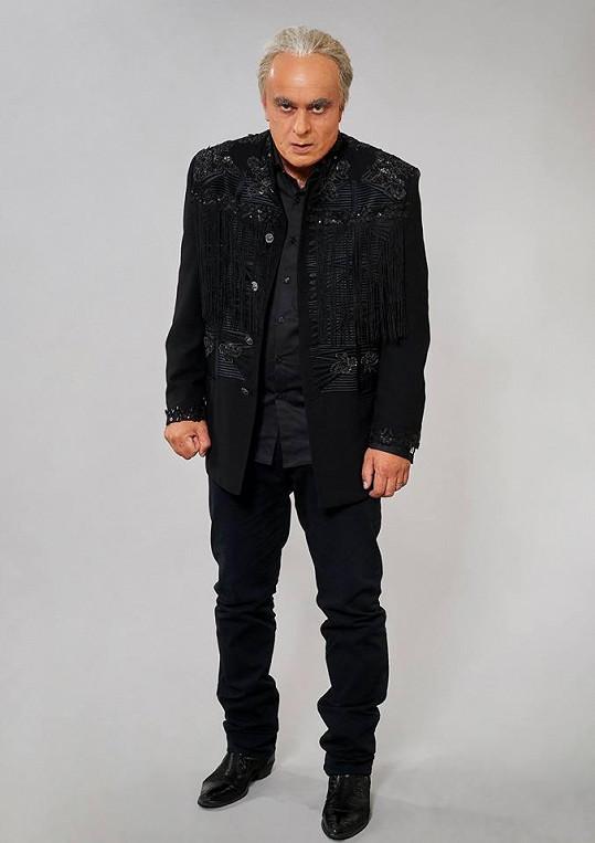 Tomáš Matonoha jako Johnny Cash