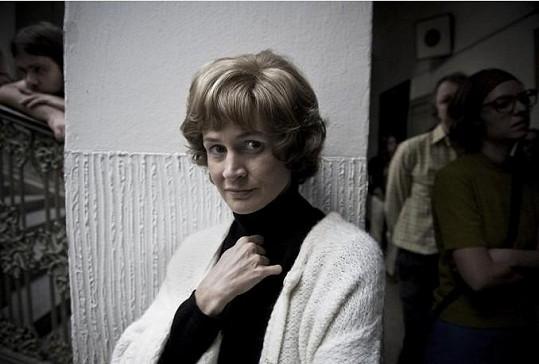 Tereza Hofová v seriálu České století hrála Olgu Havlovou.