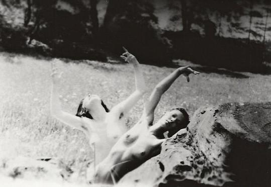 Venuše Samešová ráda pózovala nahá.