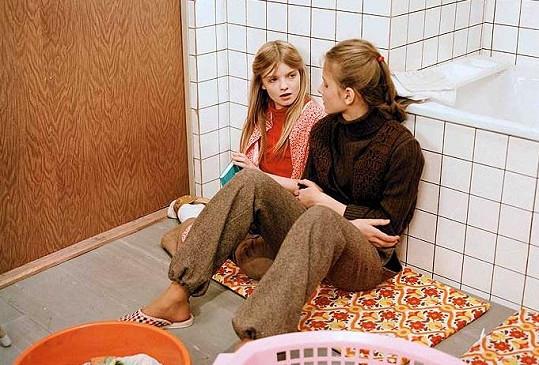 Michaela Kudláčková se proslavila díky seriálu My všichni školou povinní.