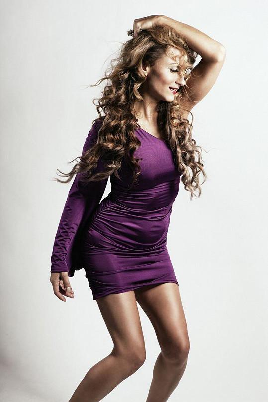 Yvetta Blanarovičová má dokonalé tělo.
