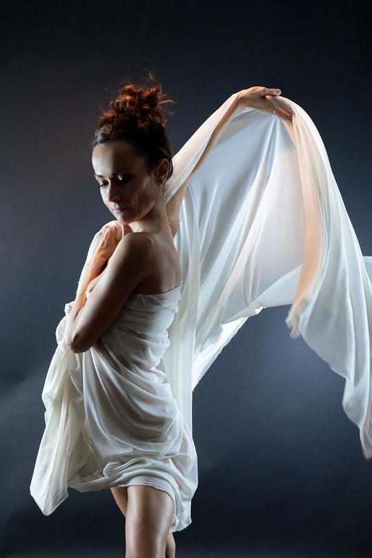 Díky tanci má fantastickou figuru.
