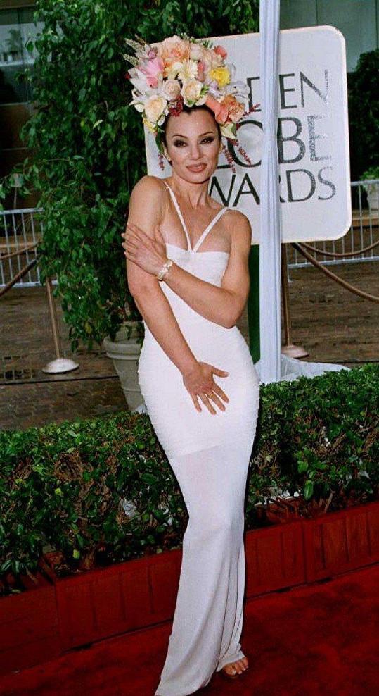 V roce 1996 na udílení Zlatých glóbů
