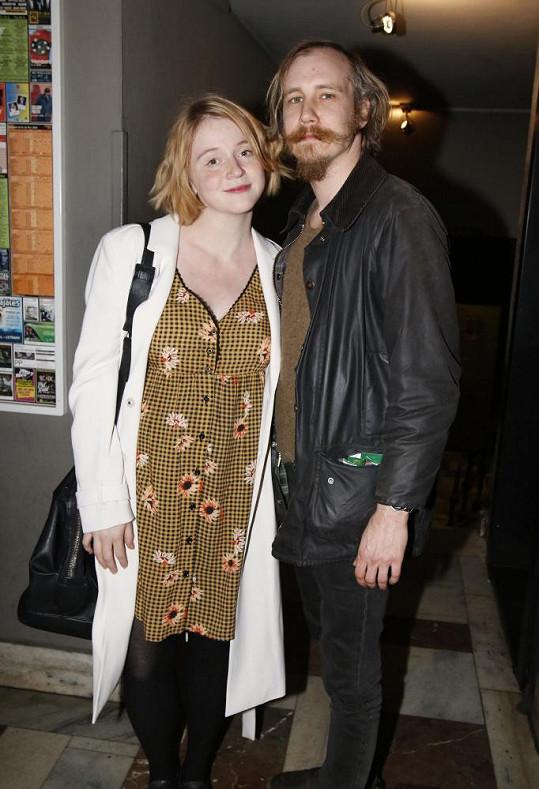 Marie Doležalová s partnerem Markem Zelinkou jsou hrdými rodiči.