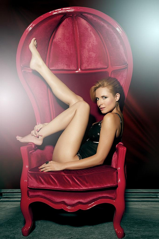 Romana Pavelková už se modelingu skoro nevěnuje.
