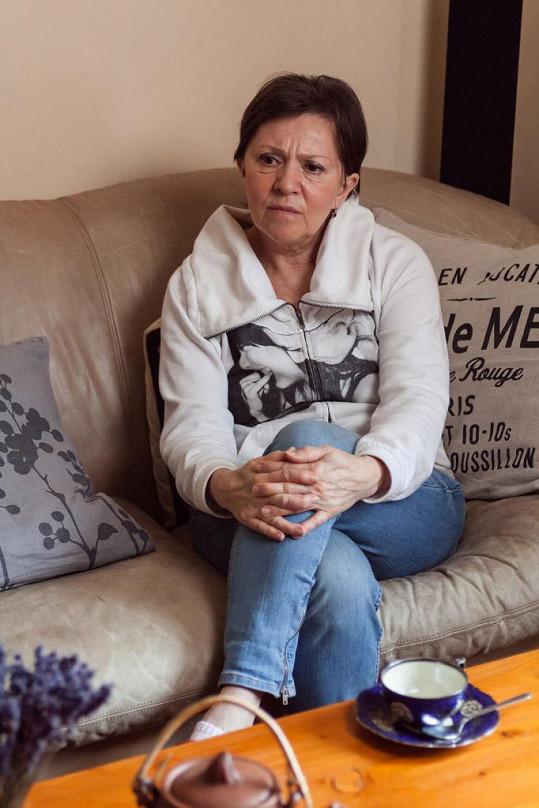 I Lenka Termerová se rozhodla otevřeně promluvit o svém boji s rakovinou.