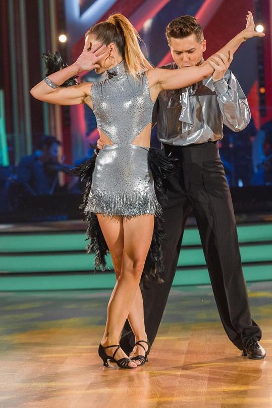 Jejich tance porota příliš vysokými čísly nehodnotila.