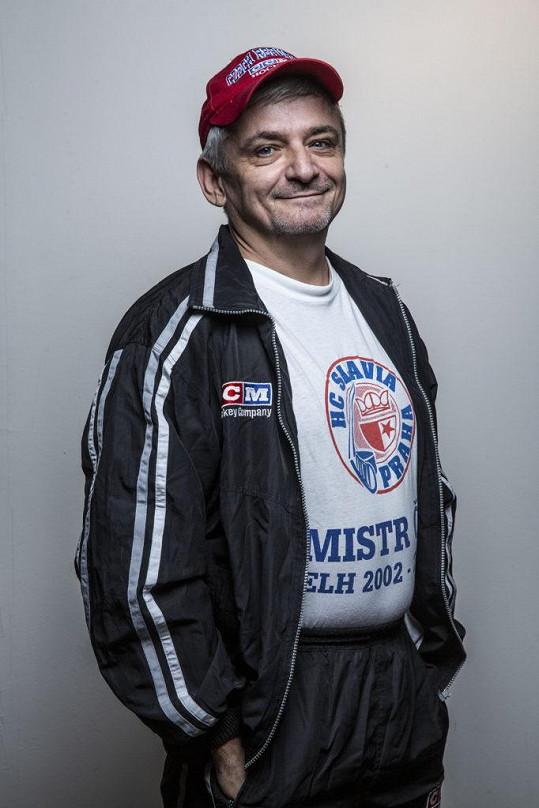 Ve dvojce se objeví také Michal Suchánek.