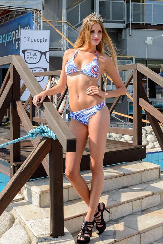 Miss léta 2015 Tereza Hudáková