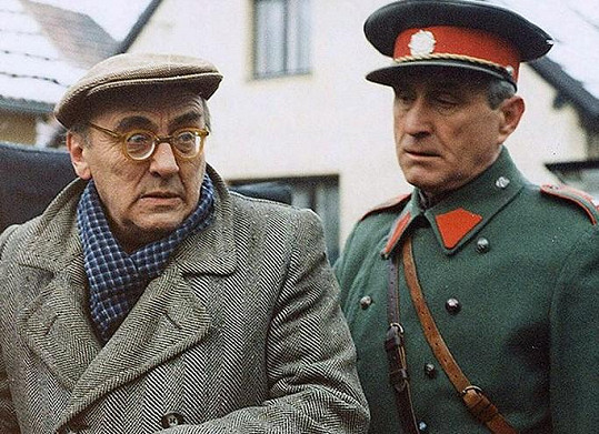Ladislav Lakomý a František Švihlík