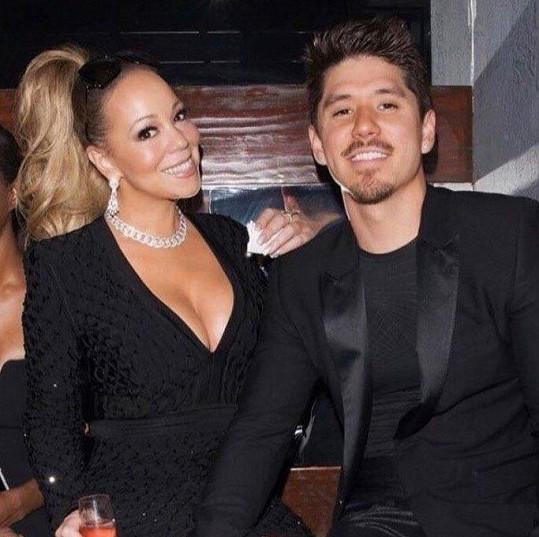 Mariah Carey tvoří pár s Bryanem Tanakou