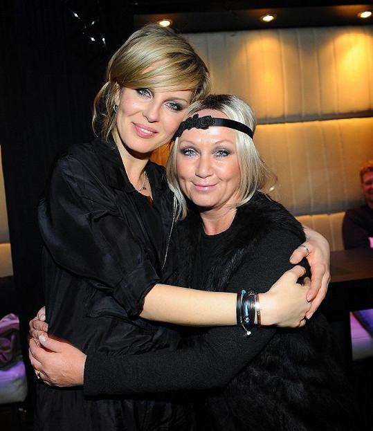 Simona s Bárou.