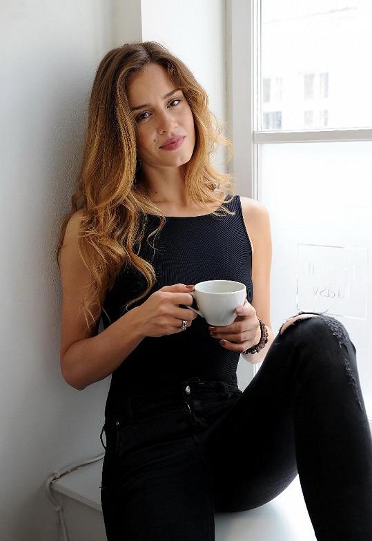 Poslední káva před nastavením bílé diety.