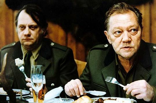Miloslav Štibich ve filmu Slavnosti sněženek (1983)