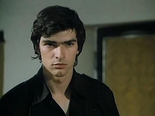 Zdeněk Podhůrský ve filmu Matěji, proč tě holky nechtějí? (1981)