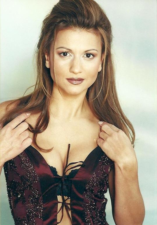 Yvetta Blanarovičová se za svou postavu nemusela nikdy stydět.