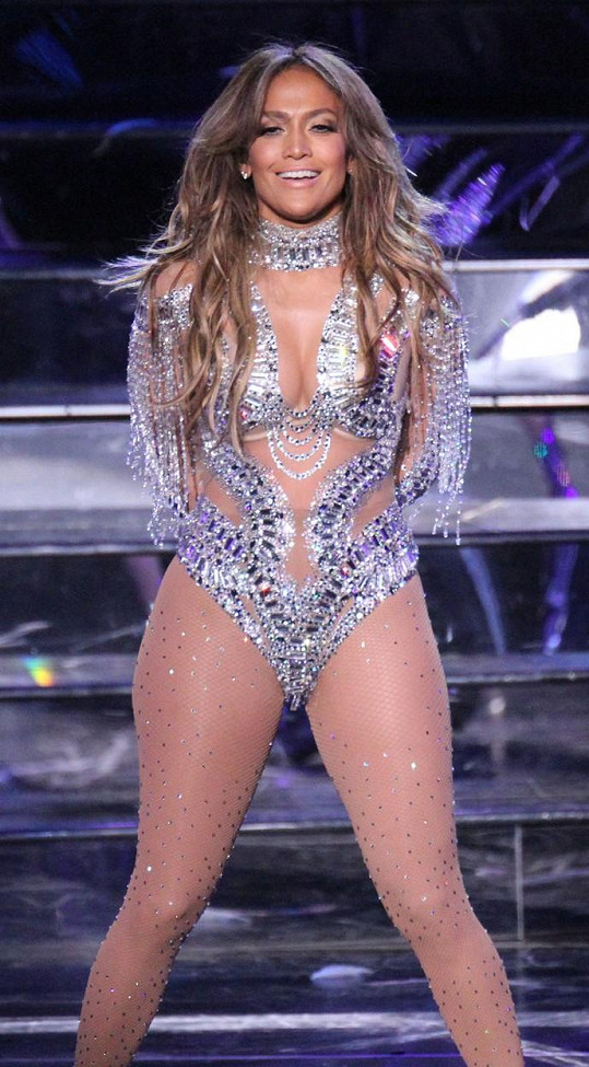 Skutečná Jennifer Lopez