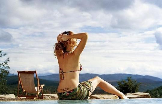 Aňa Geislerová v Krásce v nesnázích (2006)