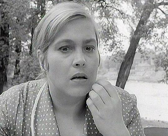 Míla Myslíková byla skvělou představitelkou epizodních rolí.