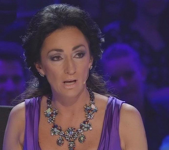 Sisa Sklovska byla v šoku.