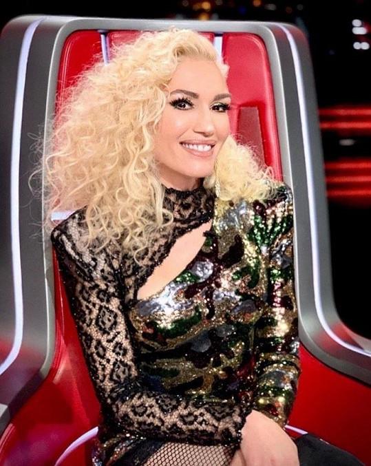 Gwen Stefani měla padesátiny 3. října.