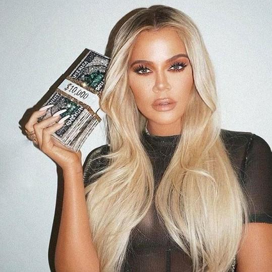 Khloé Kardashian se proměnila téměř k nepoznání.
