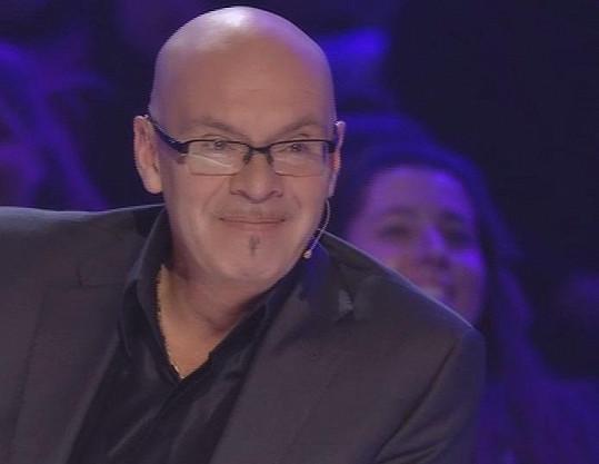 Oto Klempíř v X Factoru