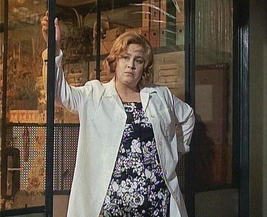 Herečka Míla Myslíková patřila k oblíbeným tvářím televizních obrazovek.
