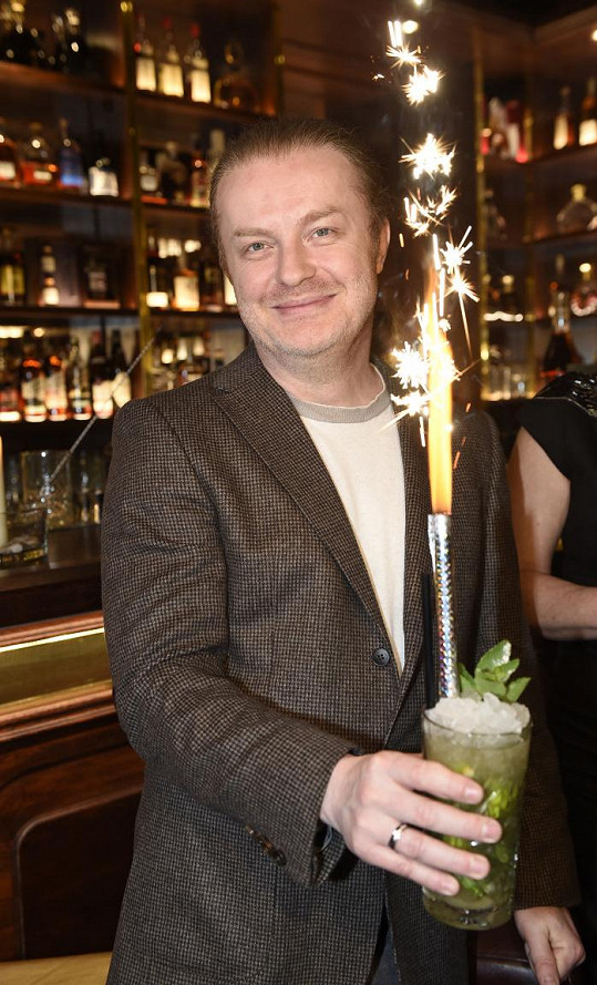 Pavel a jeho narozeninový koktejl