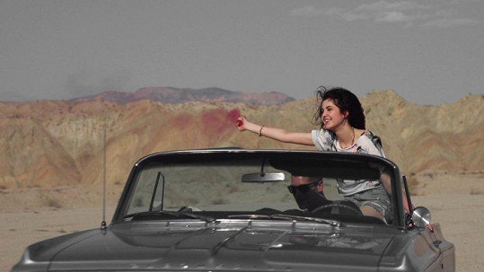 Záběr z klipu I Was Wrong.