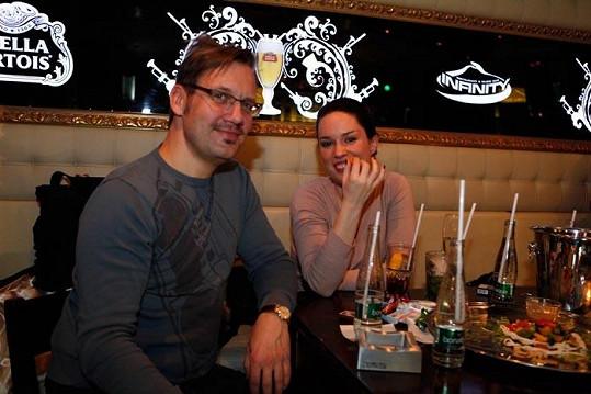 David Matásek je s Katkou šťastný.